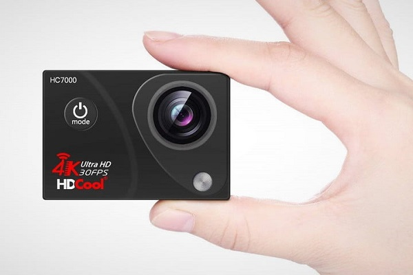 كاميرا HDCOOL 4K
