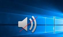 كيفية إطفاء تنبيهات وأصوات النظام في ويندوز 10