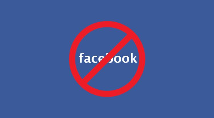 حظر شخص من صفحة فيسبوك