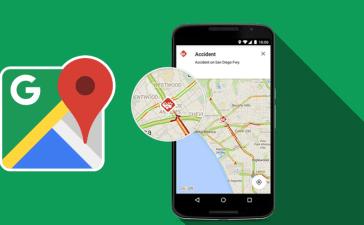 تنبيهات خرائط قوقل Google Maps