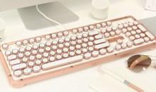 تعرف على لوحة المفاتيح الفارهة هذه والغريبة جداً من AZIO
