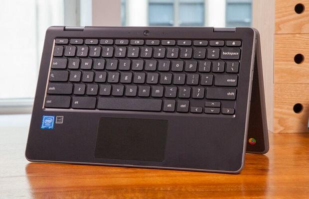 لوحة المفاتيح حاسب أسوس Chromebook Flip C213SAوالفأرة