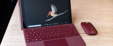 مراجعة Surface Go