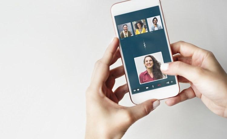 مكالمات فيديو جماعية
