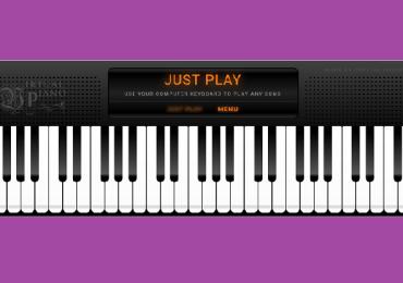 موقع أكثر من رائع للعزف على الأورغ والبيانو والتدرب عليهم أونلاين