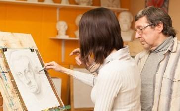 موقع رائع لتعلم الرسم وتنمية المواهب بدروس من أفضل الفنانين