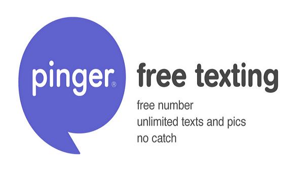 موقع Pinger Textfree