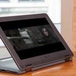 نظرة واسعة حول حاسب أسوس Chromebook Flip C213SA المخصص للطلاب والأهل