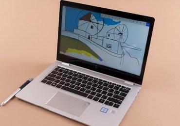 نظرة واسعة على حاسب HP EliteBook x360 G2 الرائع لرجال الأعمال