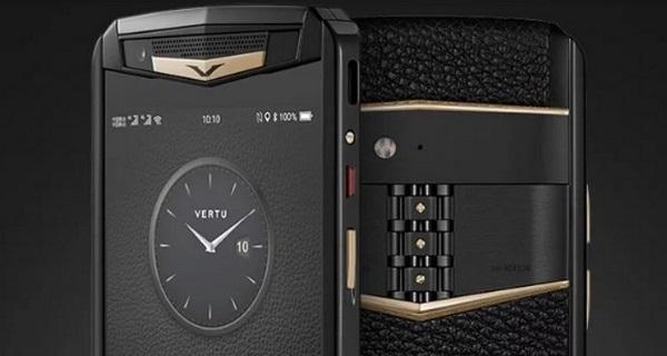 هاتف Vertu Aster P Gold بسعر 14120