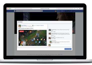 وأخيراً فيسبوك يتيح البث المباشر من الحاسب لجميع المستخدمين