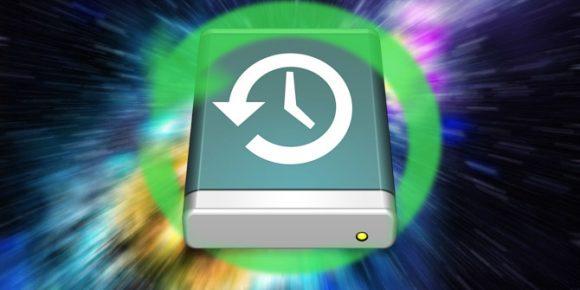 برنامج Time Machine