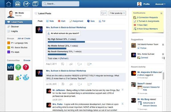 Edmodo-Updated-homepage