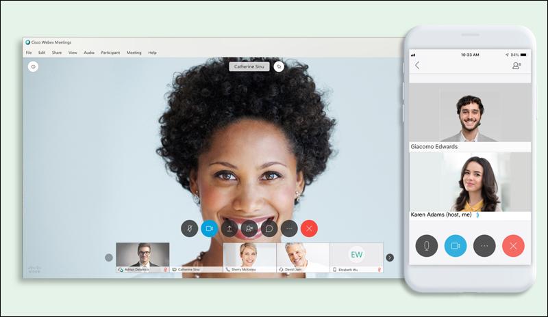 أفضل تطبيقات اجتماعات الفيديو المجانية 2726e1b6-ad49-49ee-9