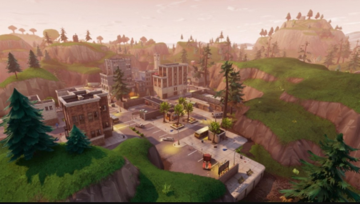 Fortnite Titled Towers