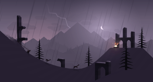 Alto's Adventure game Android