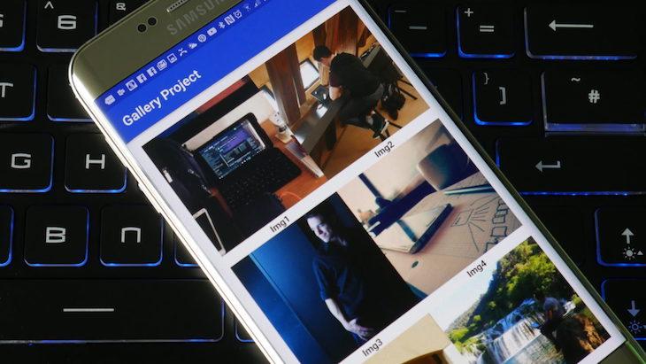 كيفية إنشاء ألبوم صور على أندرويد