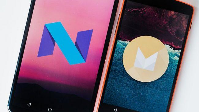 Android Nougat vs Marshmallow Doze