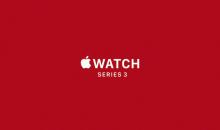 آبل تعلن عن Apple Watch Series 3 !