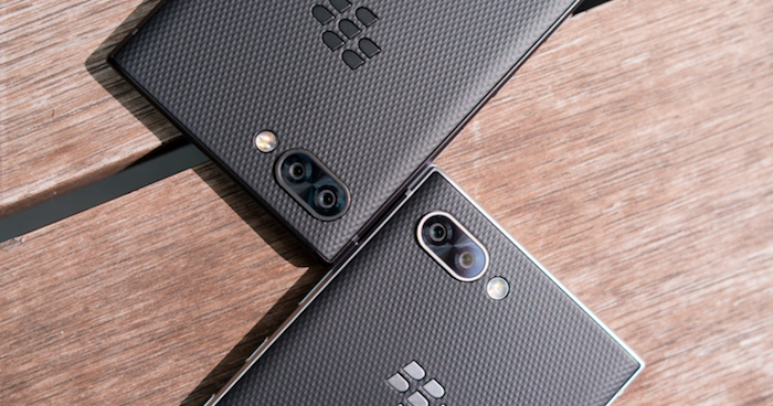 BlackBerry KEY2 Camera