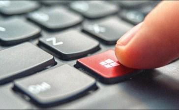 تعطيل زر ويندوز في لوحة المفاتيح