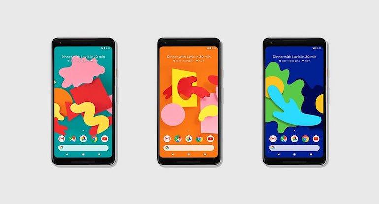 Download Pixel 2 Wallpapers