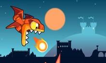 مراجعة لعبة Drag'n'Boom – تنين مشاكس يحرق الأخضر واليابس!