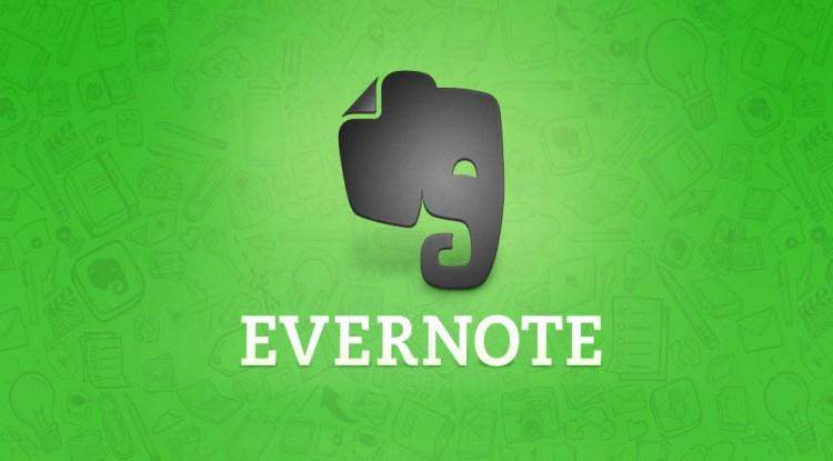 Image result for تطبيق Evernote