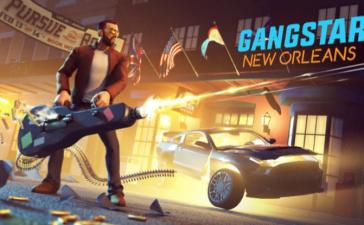 Gangstar New Orleans game