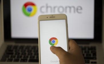 إرسال علامات التبويب في جوجل كروم
