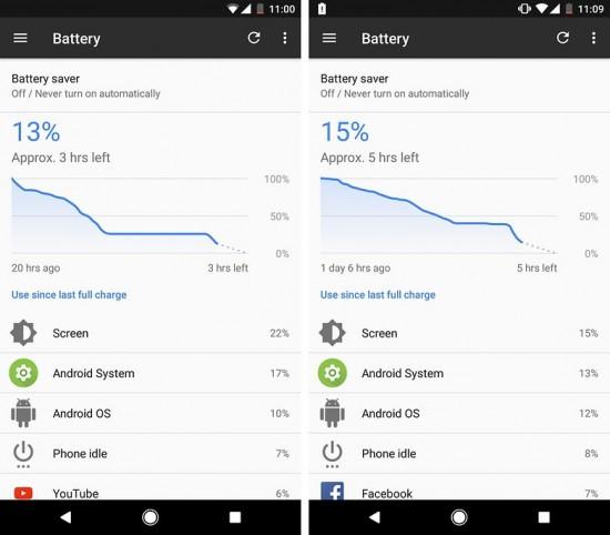 google-pixel-battery