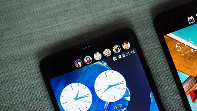 HTC U Ultra Screen