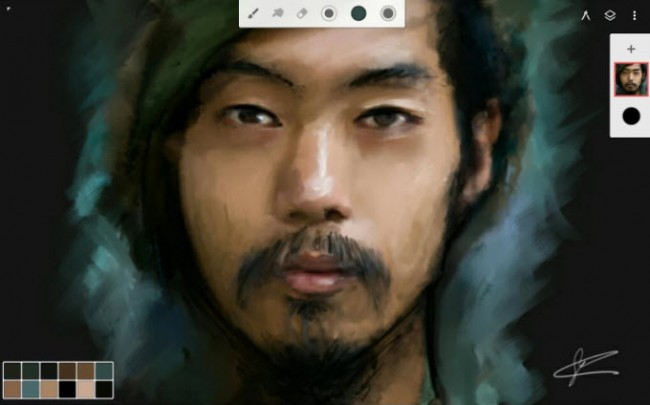 Infinite Painter app Android