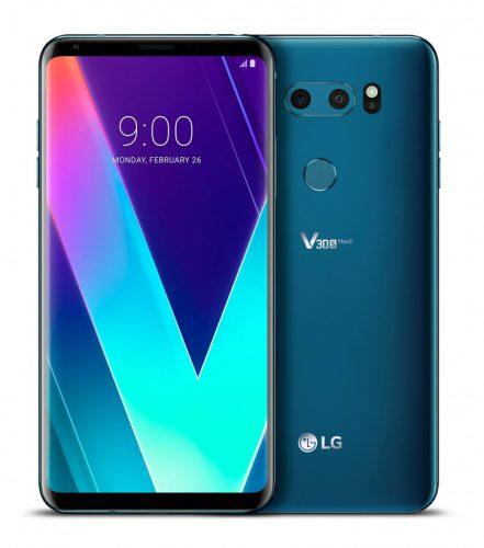 LG V30S ThinQ Design