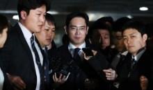 عاجل | اعتقال ابن مالك سامسونغ بتهمة الفساد المالي!