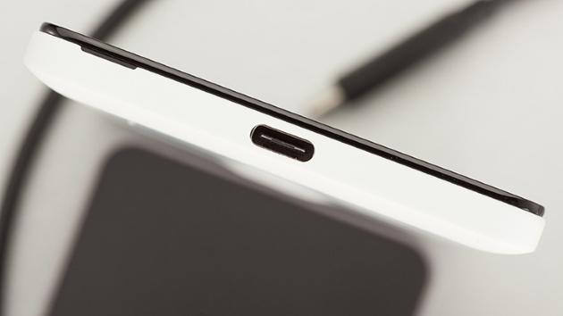 Lumia 950 USB C
