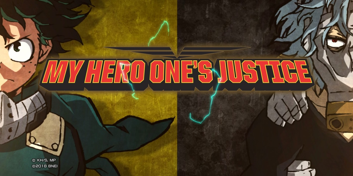 My Hero: One's Justice