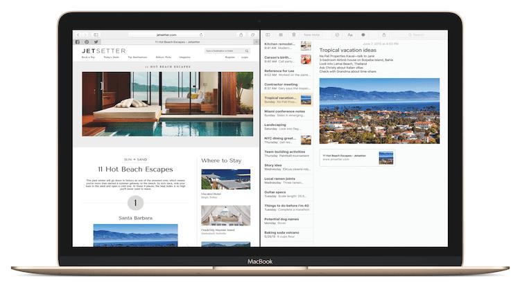 Mac Split Screen