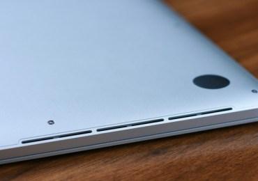 Macbook Pro Vents