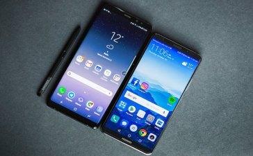 Mate 10 Pro vs Galaxy Note 8