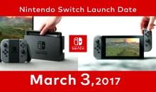 مبيعات Nintendo Switch قد تتجاوز 5 مليون وحدة هذا العام