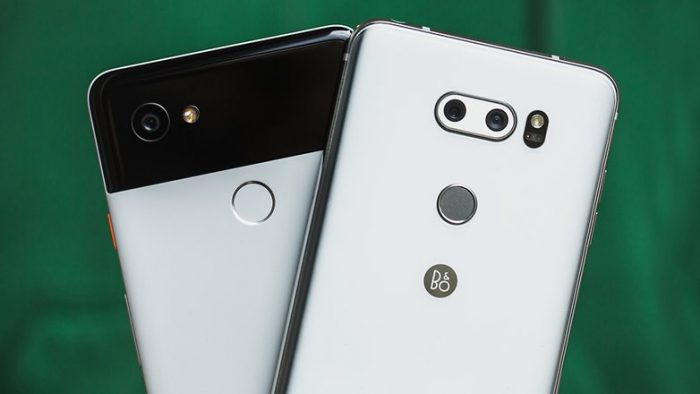 Pixel 2 XL vs LG V30 - Camera