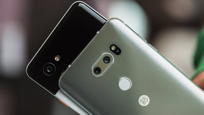 Pixel 2 XL vs LG V30 - Performance