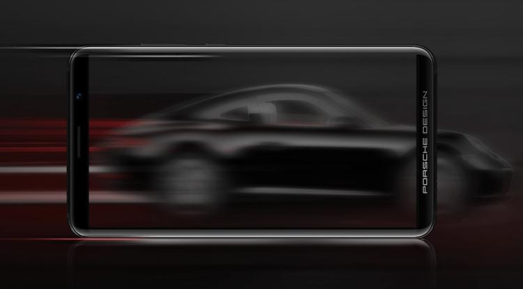 Porsche Design Huawei Mate RS