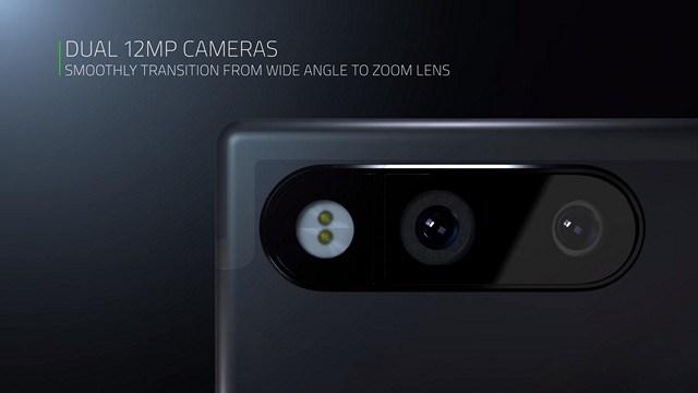 Razer Phone Dual Cameras