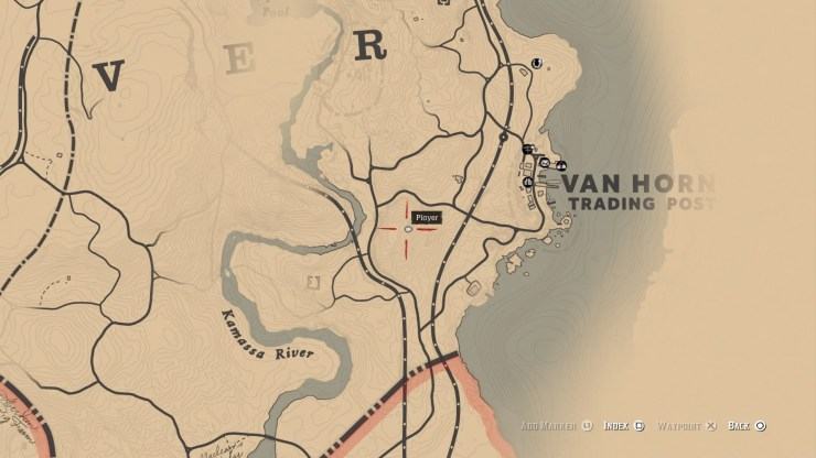 The Poisonous Trail