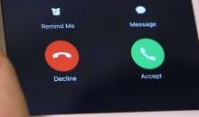 لمستخدمي الآيفون! كيفية رفض مكالمة مع إرسال رسالة نصية إلى المتصل