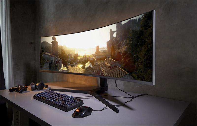 شاشات UltraWide