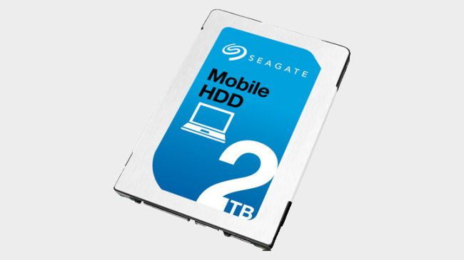 Seagate 2TB Laptop HDD ST2000LM007