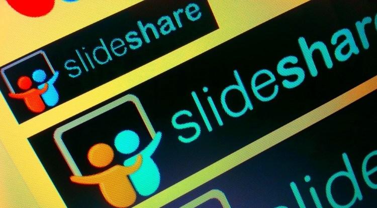 SlideShare، ملايين العروض التقديمية المجانية بين يديك - موقع